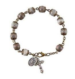Christian Brands Rosary Bracelet St. Michael - Italy