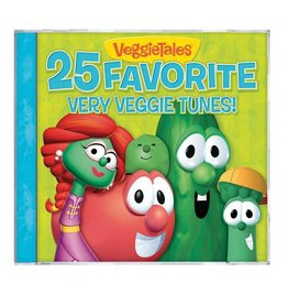 VeggieTales VeggieTales - 25 Favorite Very Veggie Tunes!