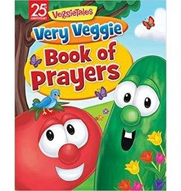 VeggieTales Very Veggie Book of Prayers -  Board Book