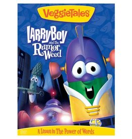 VeggieTales LarryBoy and the Rumor Weed - A Lesson in the Power of Words