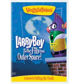 VeggieTales LarryBoy & the Fib From Outer Space - a Lesson in Telling the Truth
