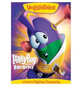 VeggieTales LarryBoy and the Bad Apple - A Lesson in Fighting Temptation