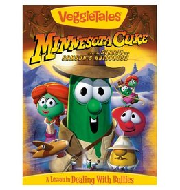 VeggieTales Minnesota Cuke & the search for Samson's Hairbrush - A lesson in dealing with Bullies