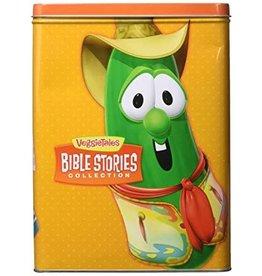 VeggieTales VeggieTales Bible Stories Collection  Tin 4 DVD