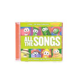 New Day VeggieTales All The Songs Volume 1 - 2 CD Set