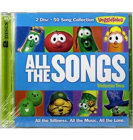 New Day VeggieTales All The Songs Volume 2 - 2 CD Set