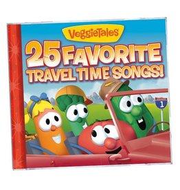 VeggieTales VeggieTales 25 Favorite Travel Time Songs