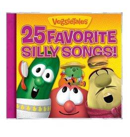 VeggieTales VeggieTales 25 Favorite Silly Songs