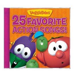 VeggieTales VeggieTales 25 Favorite Action Songs