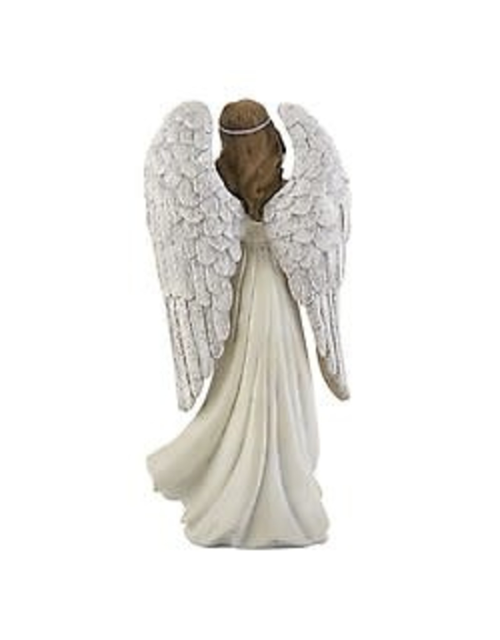 """Avalon Gallery Always with the Angels, Forever in our Hearts Angel Statue, 8"""""""