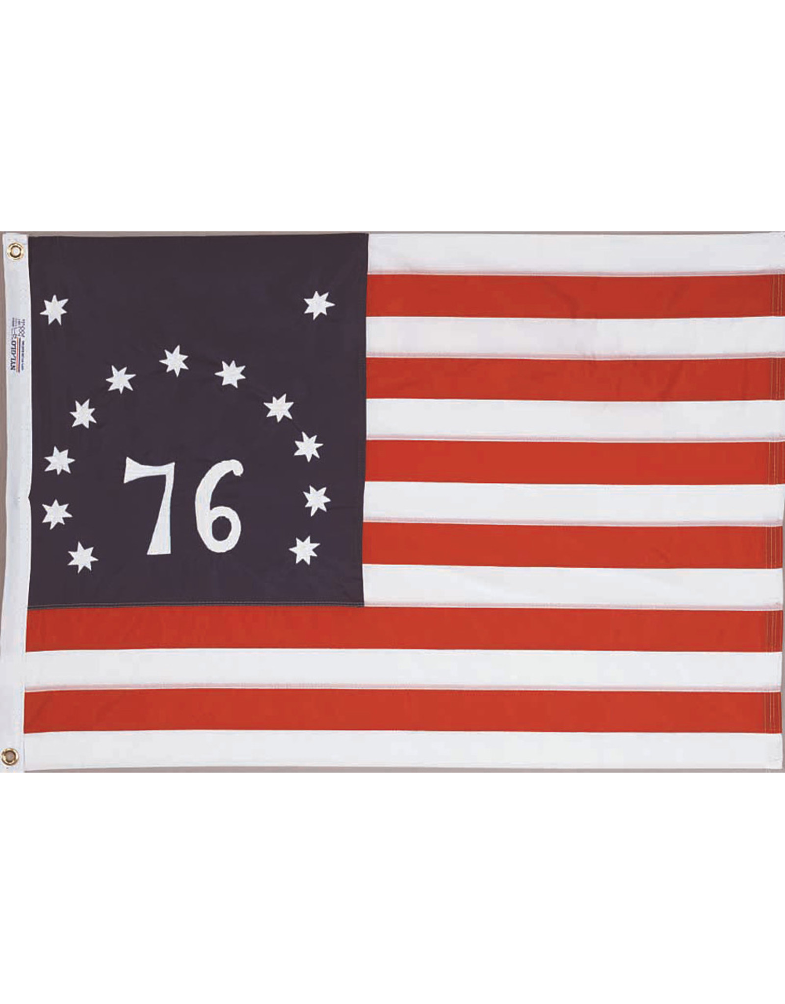 Annin Bennington Flag - Nyl - Glo 3' x 5'