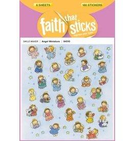 Faith that Sticks Angel Miniature -Stickers