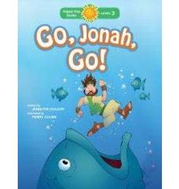 Faith that Sticks Go, Jonah, Go! - Jennifer Holder - Level 3