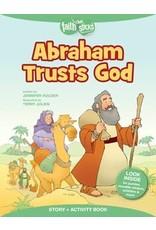 Faith that Sticks Abraham Trusts God - Jennifer Holder