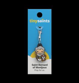 Tiny Saints Tiny Saint Charm - Saint Bernard of Montjoux