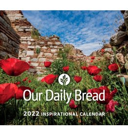 Our Daily Bread - 2022 Inspirational Calendar