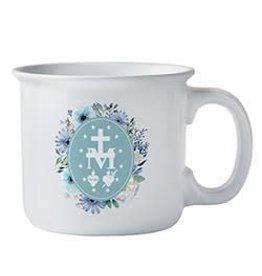 Living Grace Floral Miraculous Coffee Mug