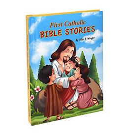 Catholic Book Publishing First Catholic Bible Stories - Allan F. Wright