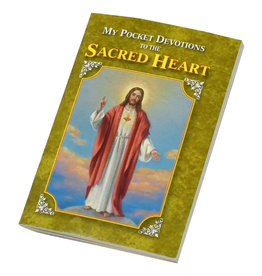 Catholic Book Publishing My Pocket Devotions to the Sacred Heart