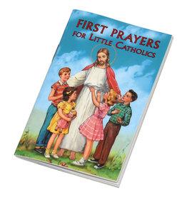 Catholic Book Publishing First Prayers for Little Catholic Children