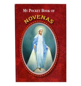 Catholic Book Publishing My Pocket Book of Novenas