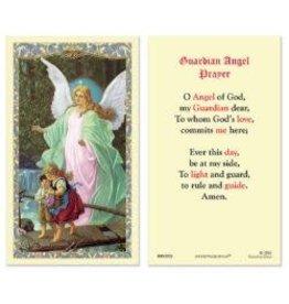 CBC-A Guardian Angel Prayer Holy Card