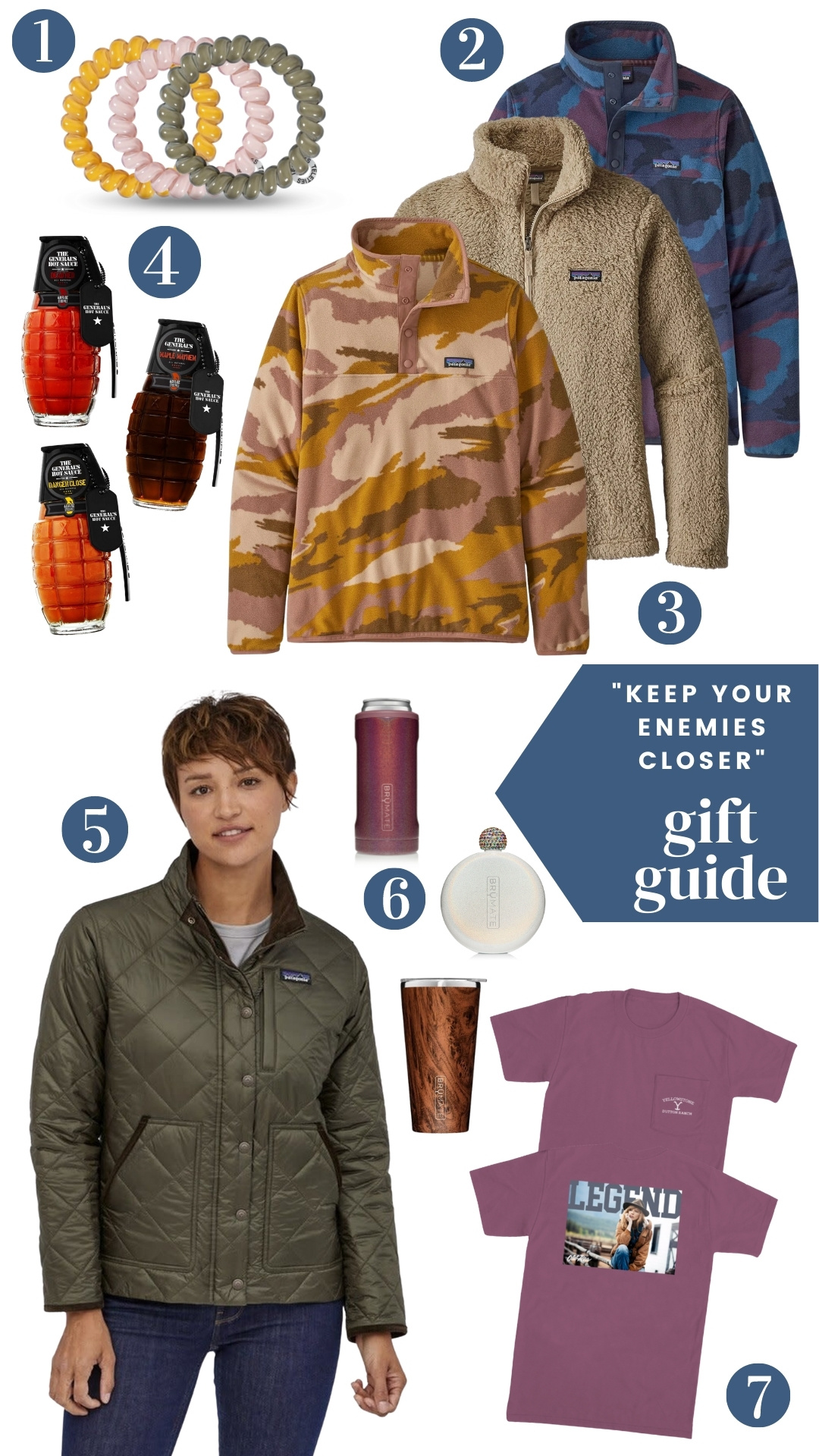 Beth Dutton Gift Guide