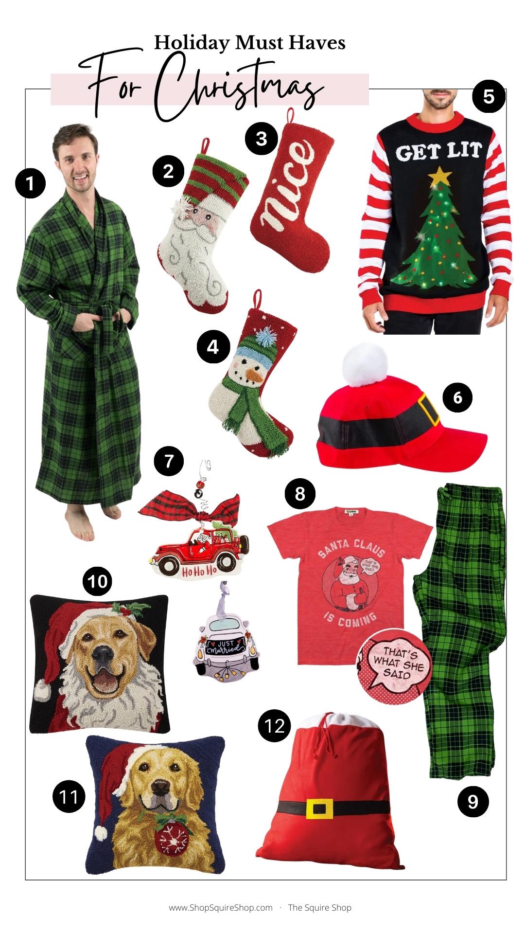 Christmas Decor Gift Guide