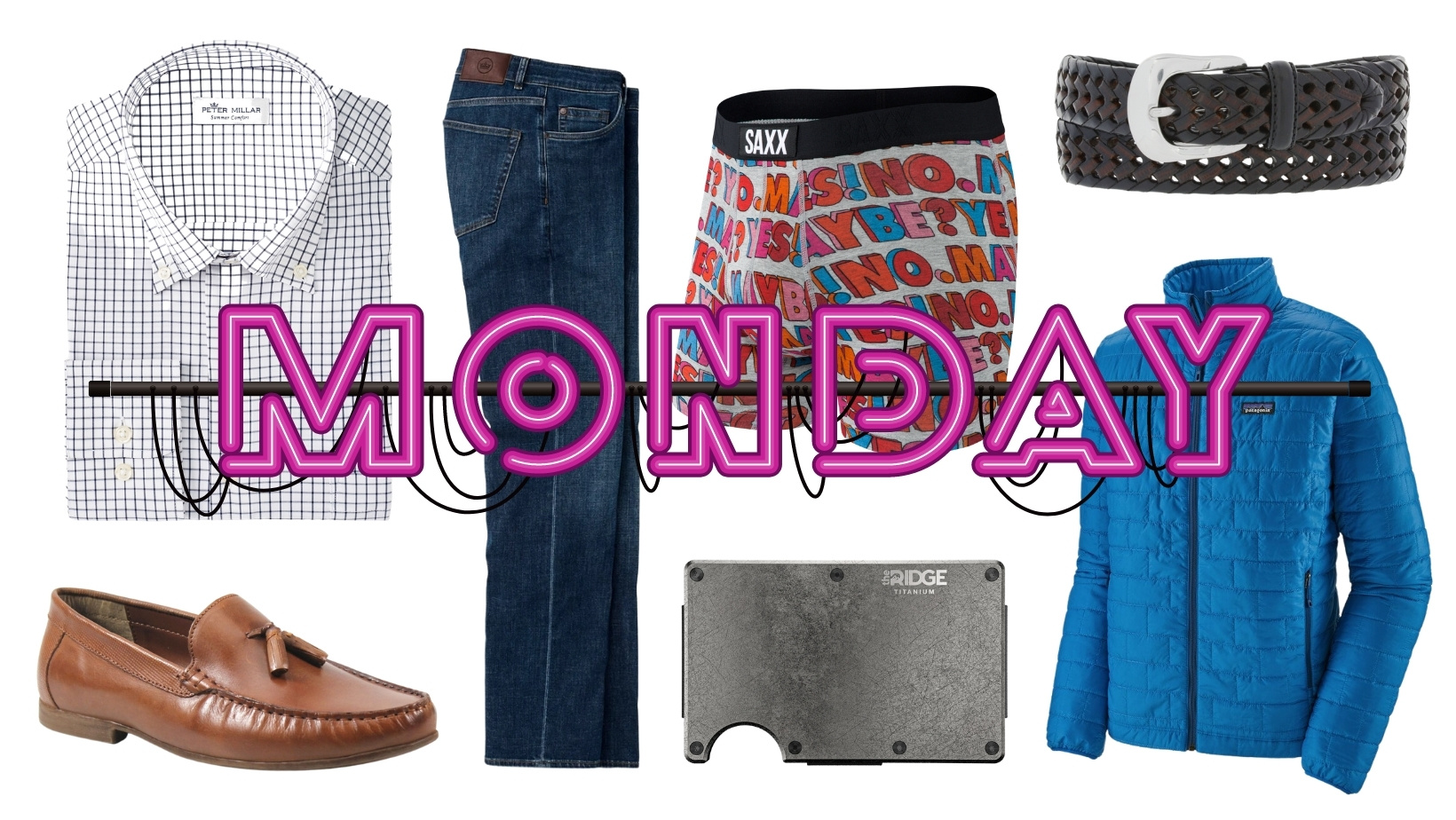 Monday Outfit of the Day 2021