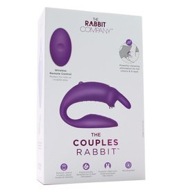 WE-VIBE The Rabbit Company - The Couples Rabbit (purple)