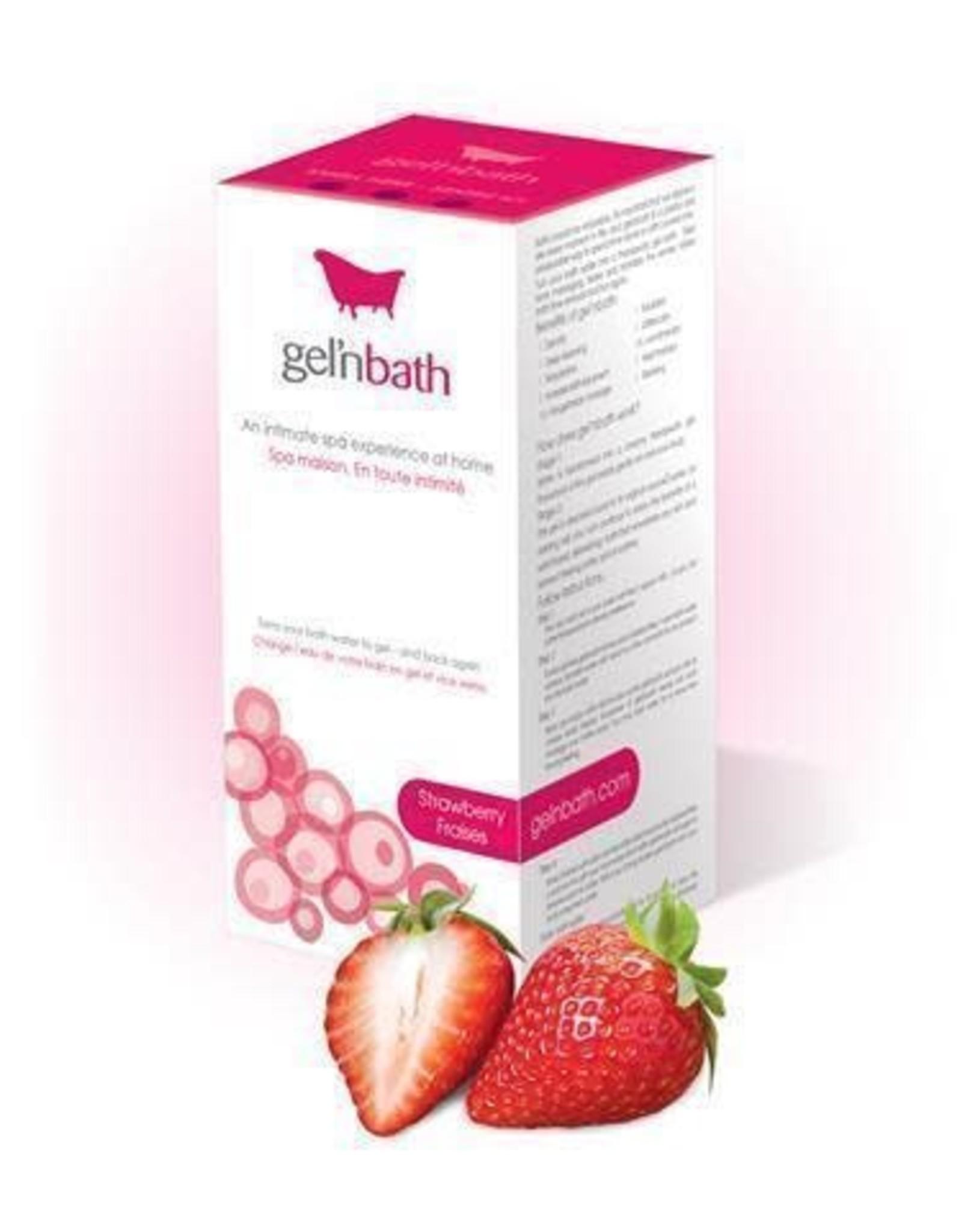 Gel'n Bath - Strawberry