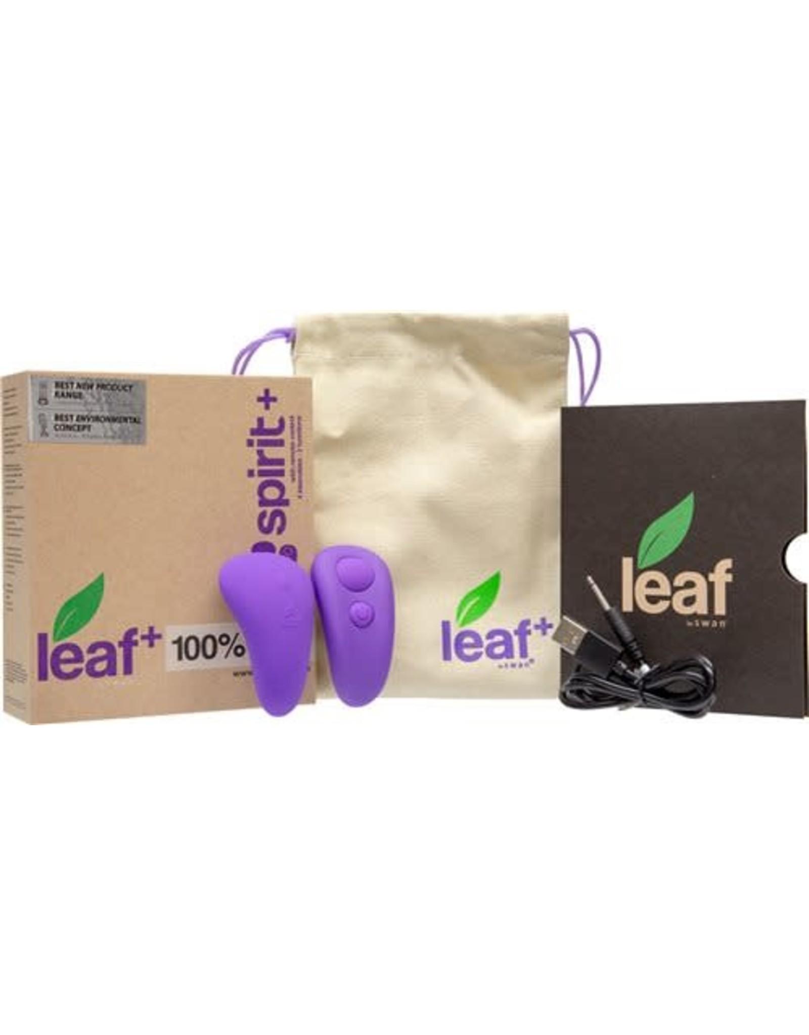 Leaf Spirit Plus Panty Vibe with Remote
