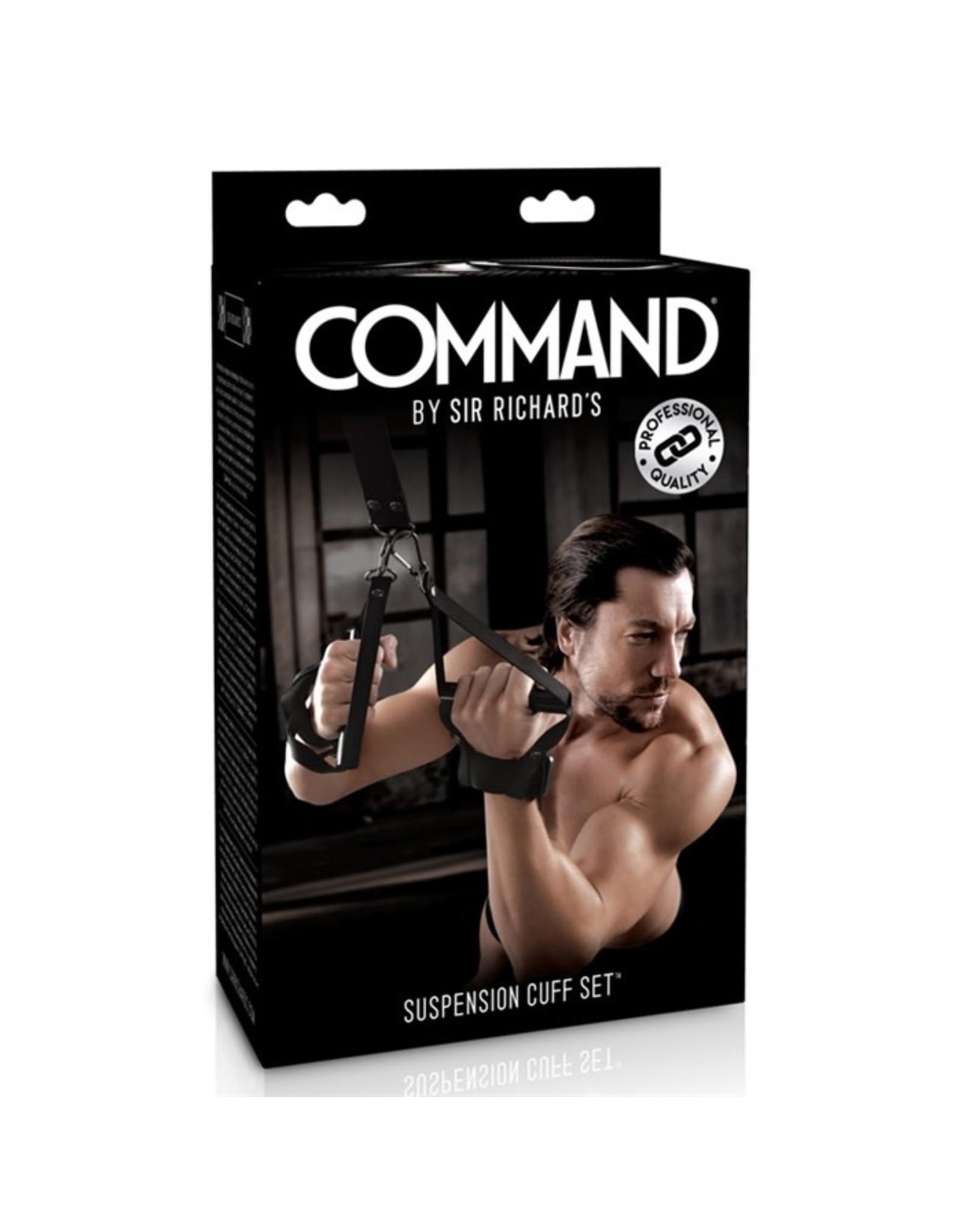 Sir Richard's Command - Suspension Cuff Set