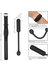 California Exotics Petite Bullet Vibe with Wristband Remote