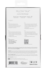 Pillow Talk Pillow Talk Cheeky Wand Teal