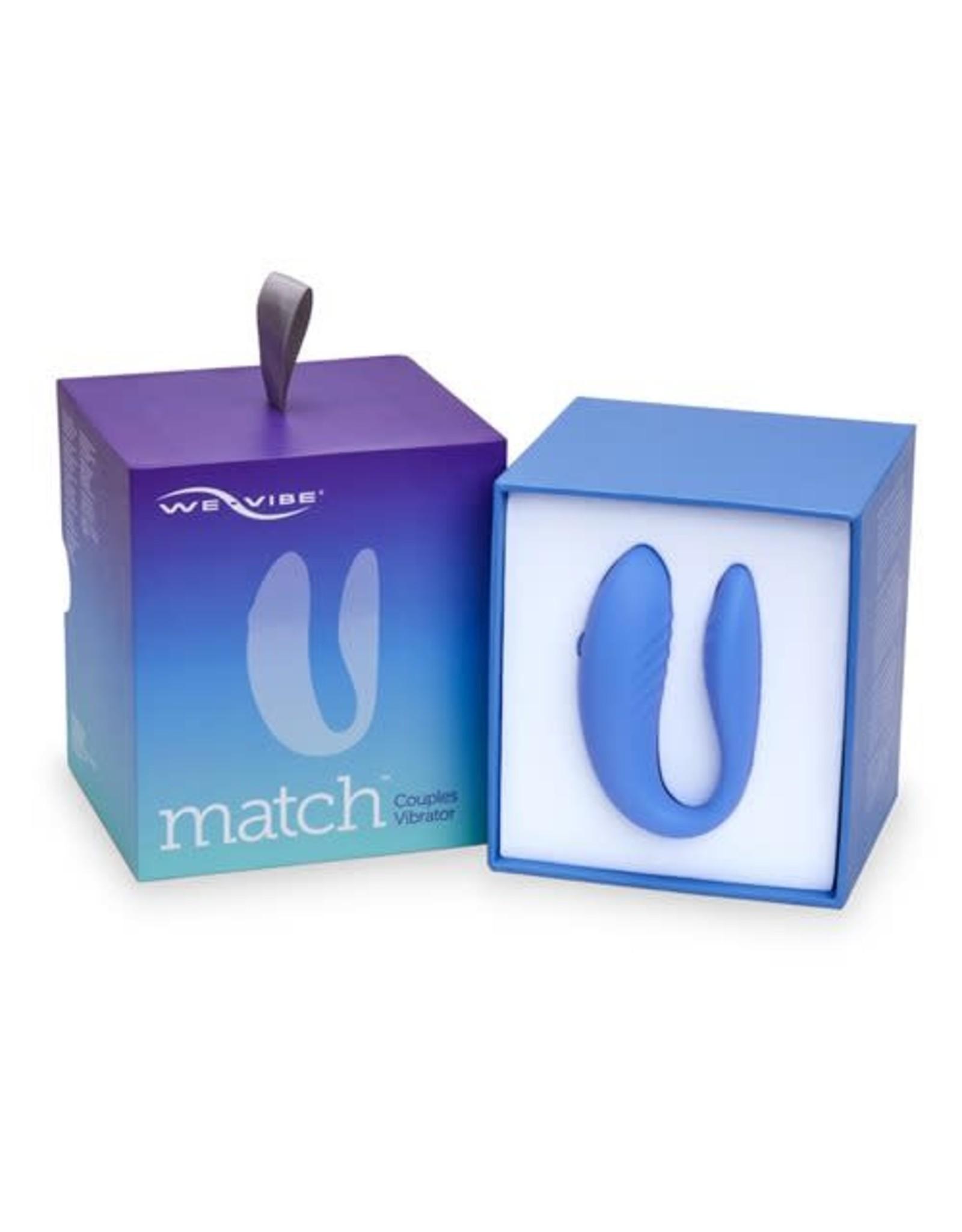 WE-VIBE We-Vibe Match (Blue)