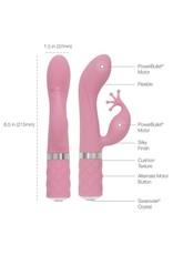 Pillow Talk Pillow Talk Kinky Luxurious Dual Massager Pink