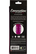 Commotion Commotion Samba Pink