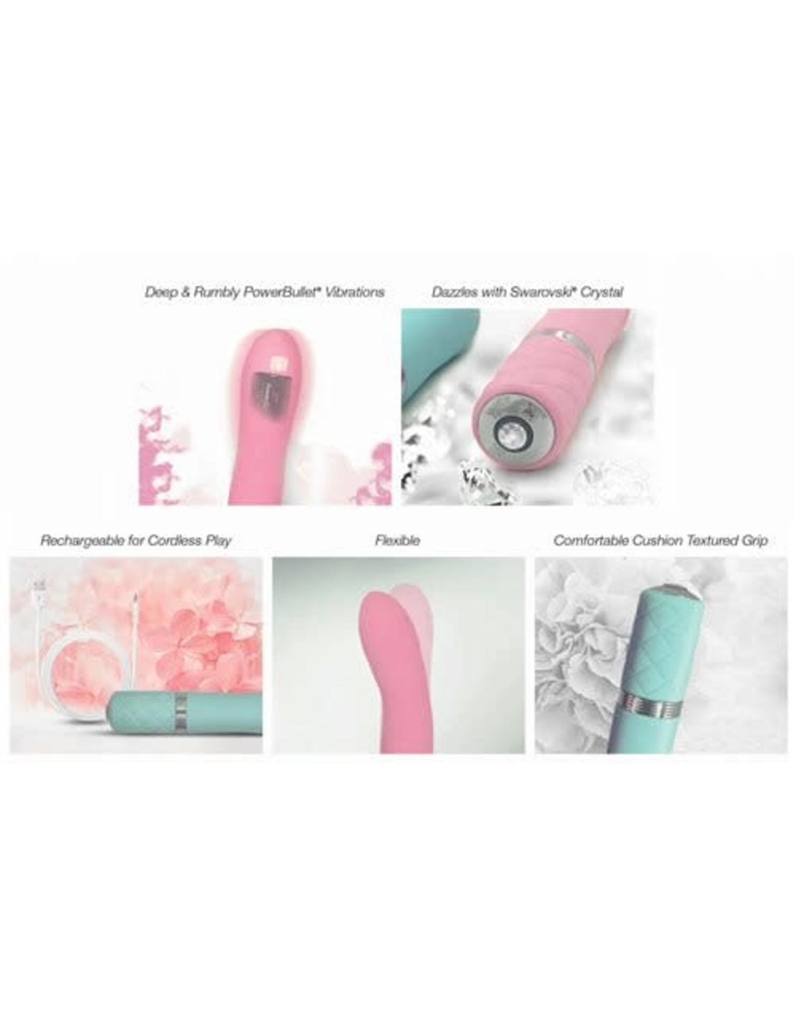 Pillow Talk Pillow Talk Flirty Luxurious Mini Massager Pink