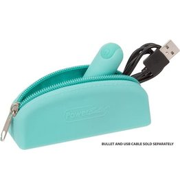 Silicone Bullet Case (blue)