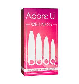 Adore U Adore U Wellness Dilator Set White