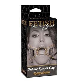 Fetish Fantasy Series Fetish Gold Deluxe Spider Gag