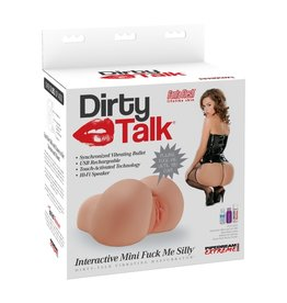 Pipedream Dirty Talk Interactive Mini Fuck Me Silly