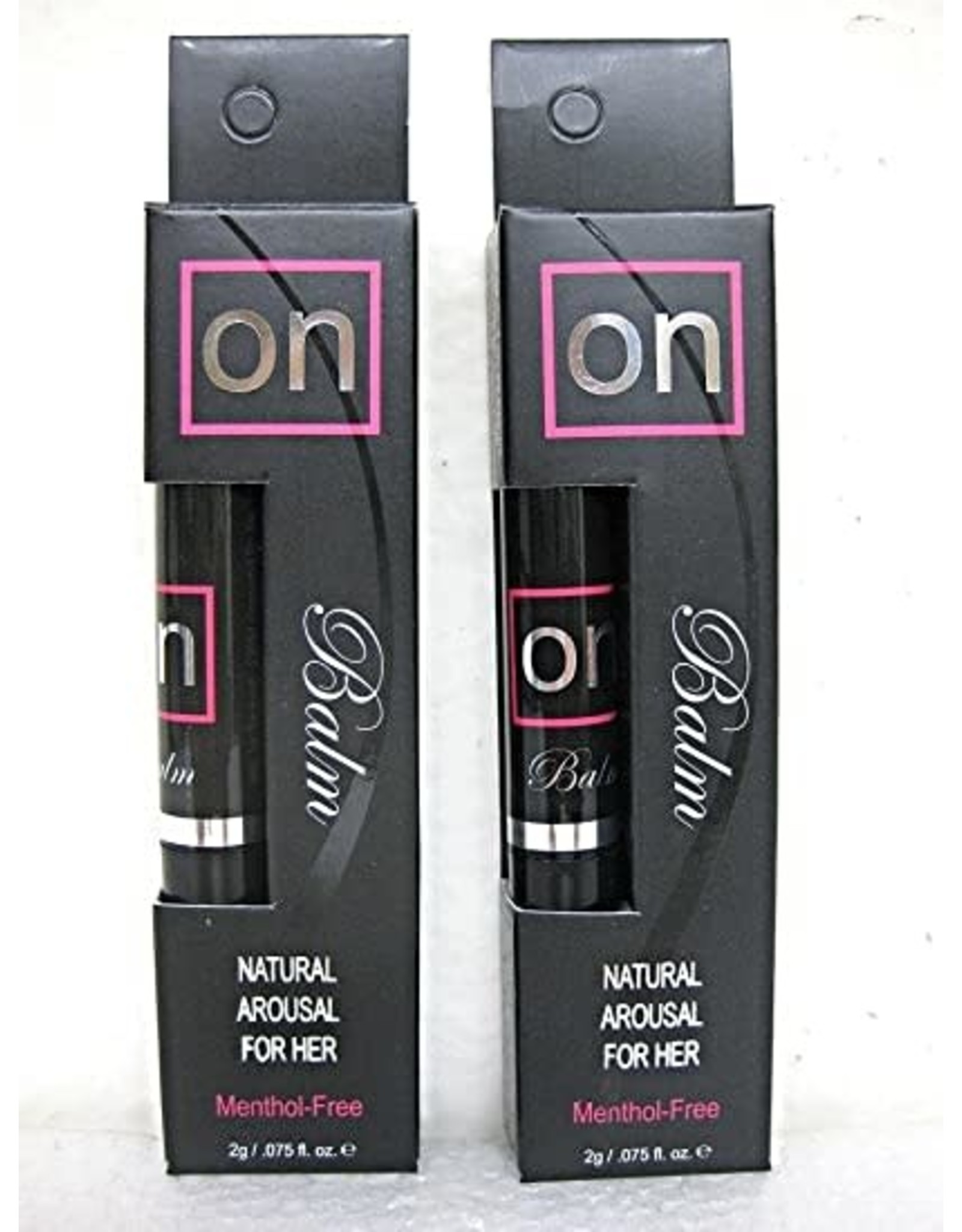 Sensuva On! balm arousal stick
