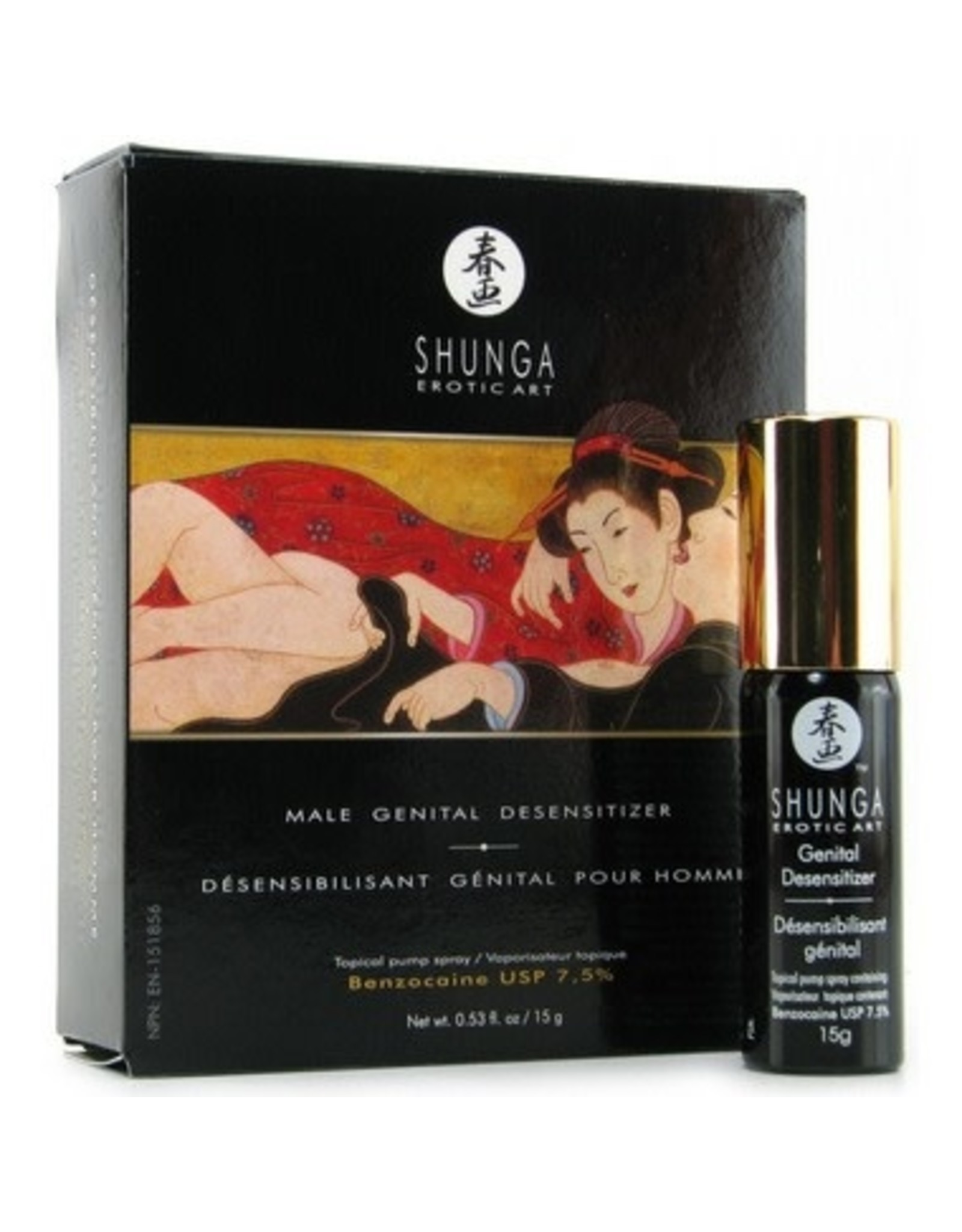 Shunga Shunga Male Genital Desensitizer