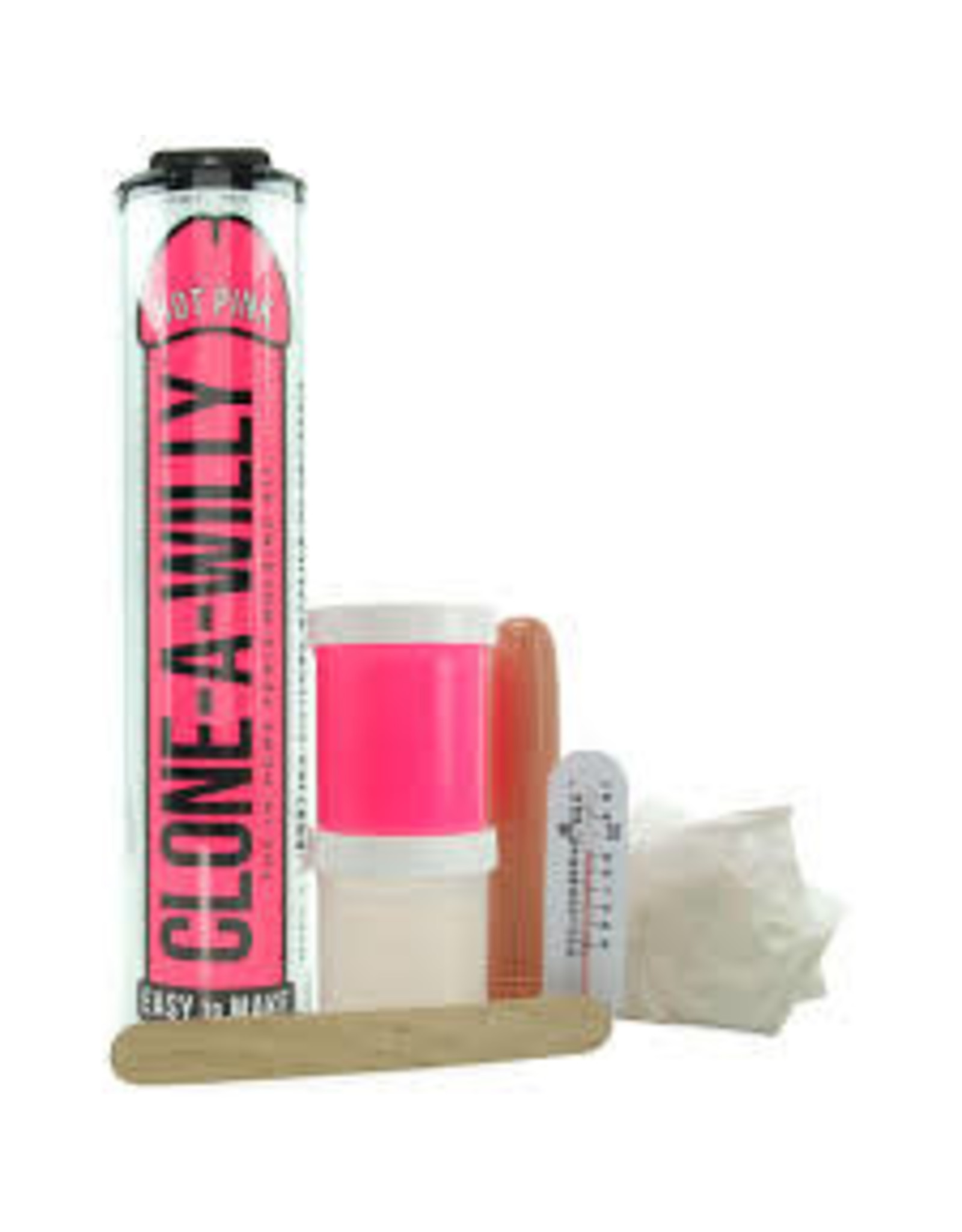 Empire Labs Clone A Willy -Vibrating -  Hot Pink