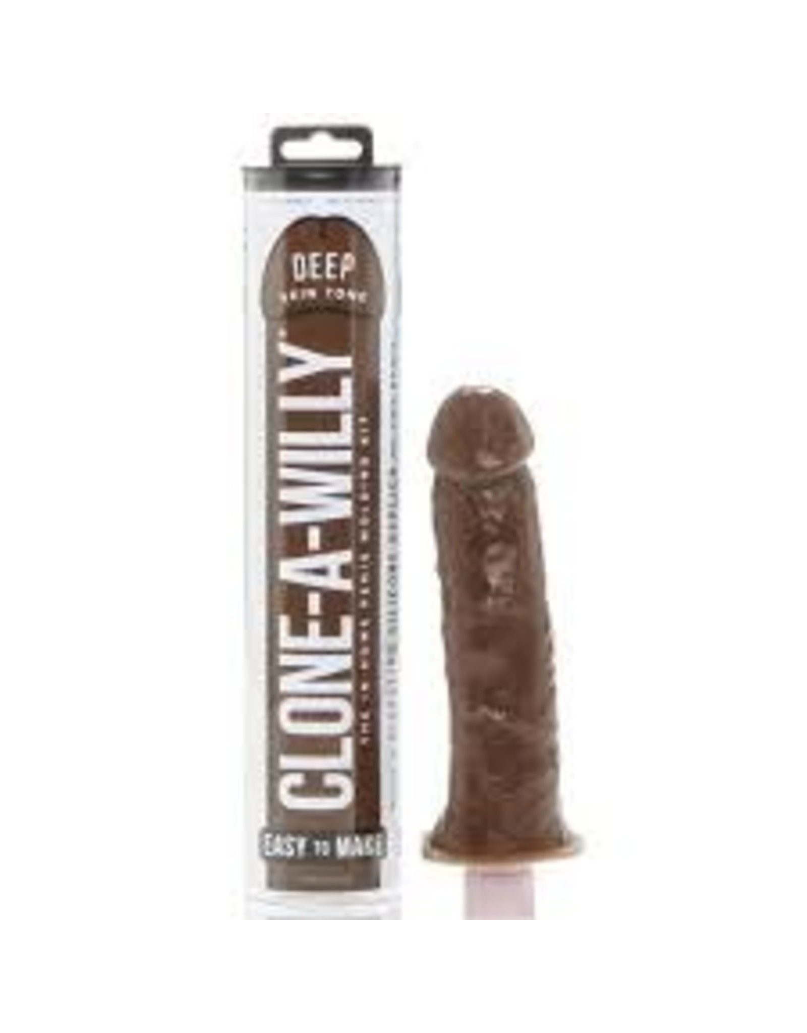 Clone-A-Willy Clone-A-Willy - Vibrating Deep Skin Tone