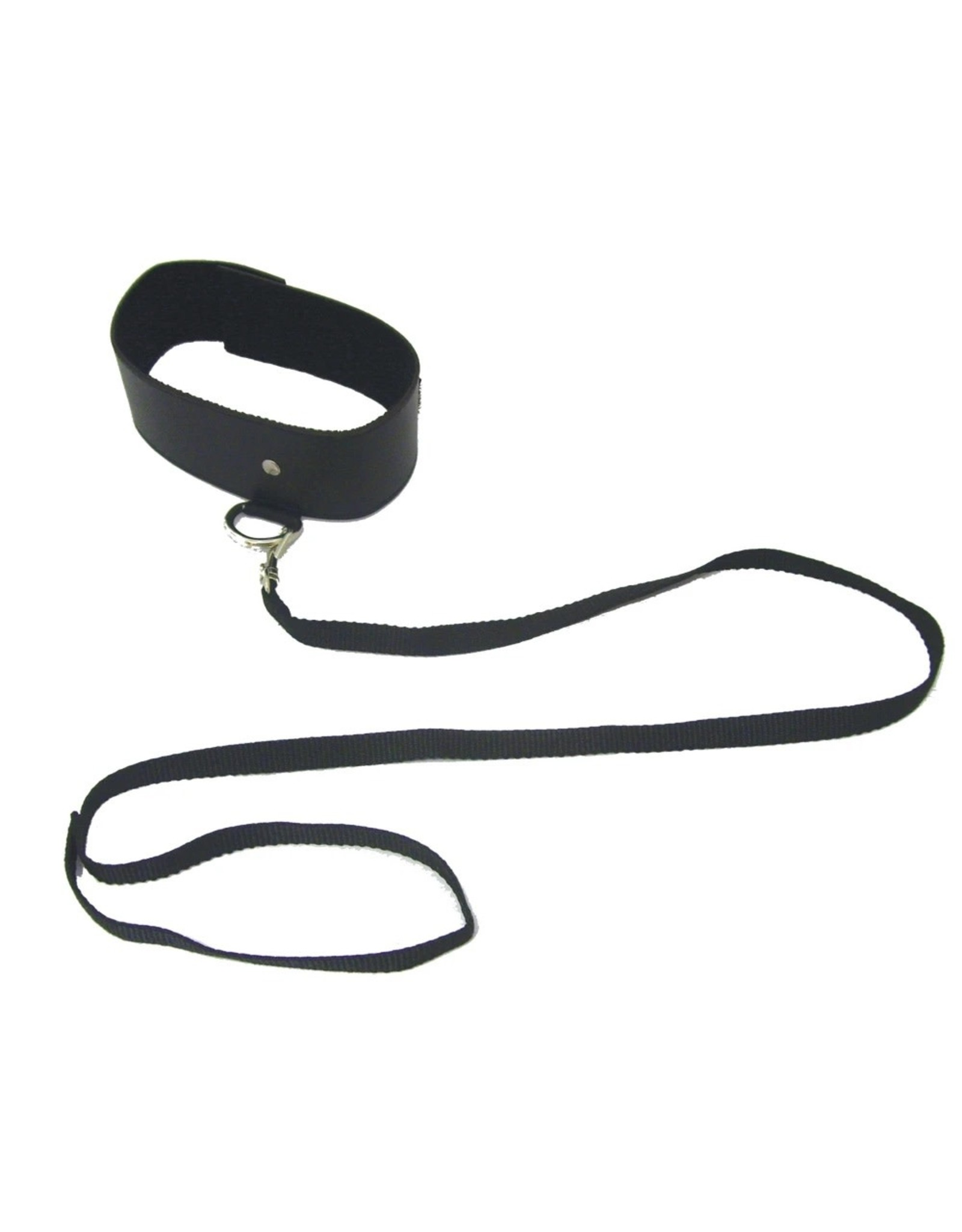Sportsheets S&M Black Leash and Collar