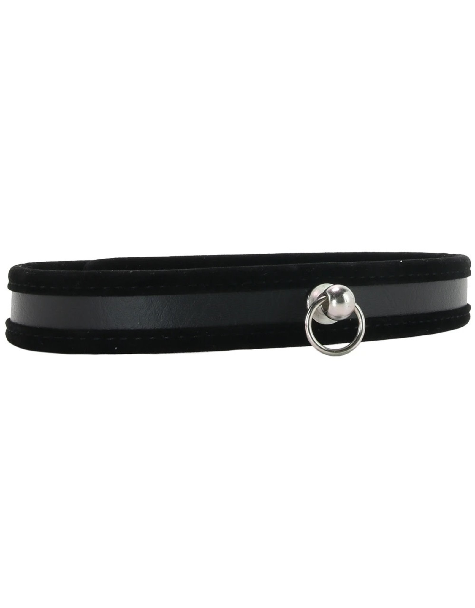 Sportsheets S&M Black Day Collar