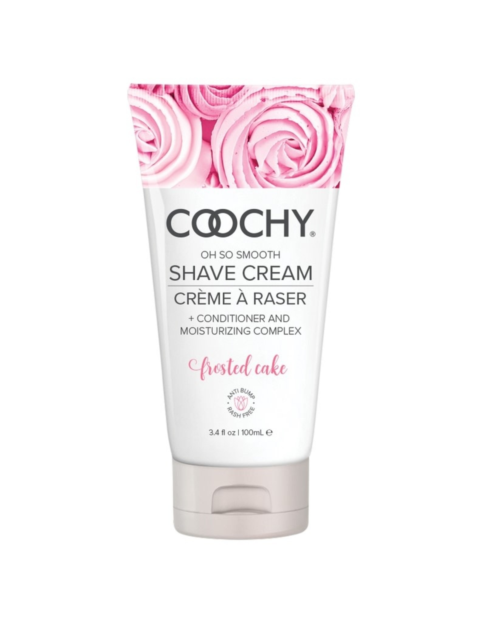 Coochy Coochy Cream  Frosted Cake 3.4 oz